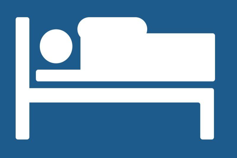 横向き寝のマットレス