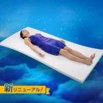 トゥルースリーパー プレミアケア 腰・肩の負担をラクにする、とろける寝心地