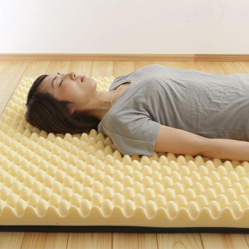 【腰痛対策】昭和西川 ムアツ布団|高反発マットレス