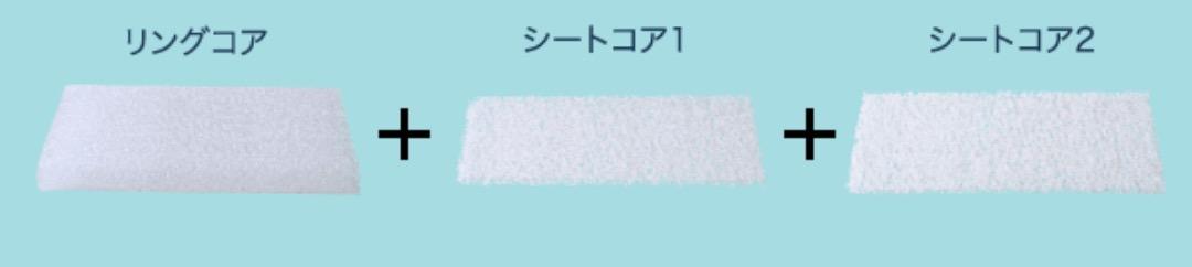 エアウィーヴ・S-LINEピロー