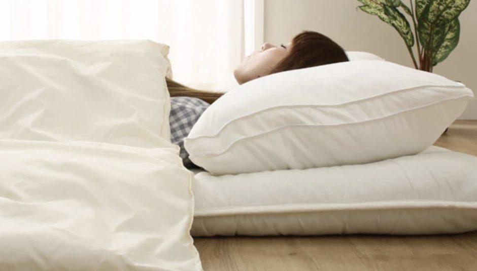 ニトリの枕・サムネ