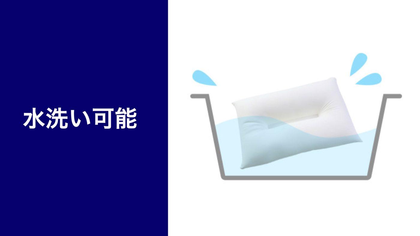 王様の夢枕・水洗い可能