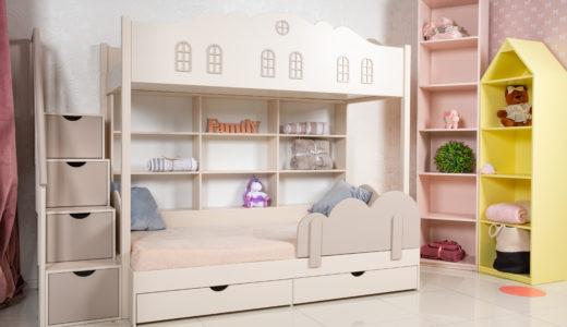 二段ベッドおすすめ6選【きしみ音がしにくい】三段ベッド&親子ベッドも紹介
