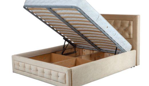 跳ね上げ式ベッドおすすめランキング5選|縦型や横型・浅型〜大容量の深型を幅広く解説