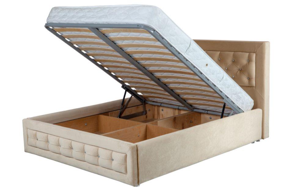跳ね上げ式ベッドフレーム